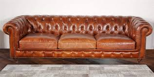 tufted leather chesterfield sofas for famous pasargad chester bay tufted genuine leather chesterfield sofa gallery