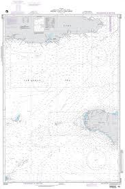 Nga Nautical Chart 26100 Morant Cays To Cabo Maisi