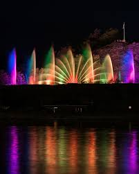 Grand Haven Fountain Light Show Times Grand Haven Musical Fountain Showtimes