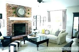 fireplace brick colors living room with brick fireplace paint colors fireplace color ideas full size of fireplace brick colors