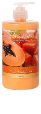 Купить <b>Гель для душа Thai</b> Traditions Papaya, 700 мл по низкой ...