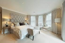 stunning gray master bedroom dry