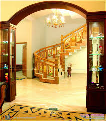 the best interior real house in kerala with photos home plans pics