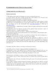 Invitation Letter For Schengen Visa - Beste.globalaffairs.co