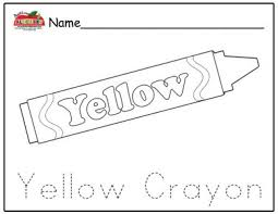 Small Picture Coloring Pages Yellow Coloring Page Crayon Color Pages Yellow