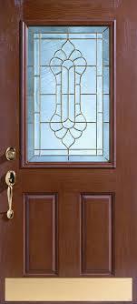 front doors with storm door. Fiberglass Entry Doors Front With Storm Door D