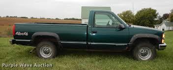 1998 Chevrolet 2500 pickup truck | Item J5665 | SOLD! Novemb...