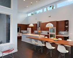 Remarkable Kitchen Island Tables With Kitchen Island Table Houzz Great Pictures