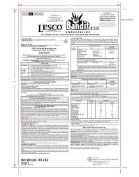 Lesco Bandit 0 5g 79631456b 090410av2 30lb Bag 022312