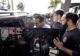 Resultado de imagem para  prisão de Henrique Alves...