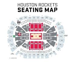 Toyota Center Seating Map Kissgolf Co