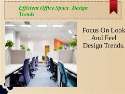 Efficient office design Employee Office Office Principles Efficient Office Designs Bistro