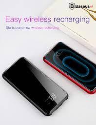 Pin sạc dự phòng không dây Baseus LV197 cho iPhone 8/ iPhoneX/ Smartph –  Baseus Việt Nam