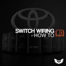 stedi blog R13 135 Switch Wiring Diagram push button & carling type rocker switch wiring instructions Old Massey Ferguson Wiring Diagrams