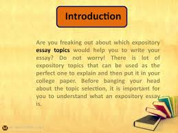 Difficult Essay Topics How To Manage A Difficult Expository Essay Topic By Levi
