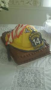 Cakes By Delilah Firefighter Grooms Cake