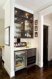Small Corner Bar 20 Small Home Bar Ideas And Space Savvy Designs