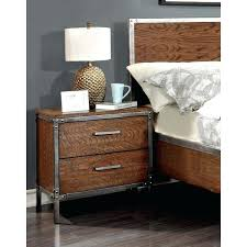 bedrooms and more. Exellent Bedrooms Industrial Style Nightstand Furniture Of Bedrooms And More San Francisco L