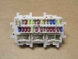 2009 2010 2011 2012 2013 2014 nissan maxima fuse box panel relay 93901