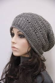 Free Slouch Hat Knitting Patterns Fascinating Free Knitting Patterns Ladies Hats Images Knitting Patterns Free