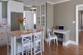 A Neutral Color Scheme Allows the Rare Colorful Additions to Become Accents  and Shine Through