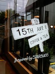 starbucks store sign. Beautiful Sign 15th Avenue E Coffee And Tea Throughout Starbucks Store Sign