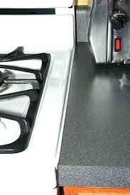 gap between dishwasher and countertop how to fill gap between stove and counter i remove the gap between dishwasher and countertop