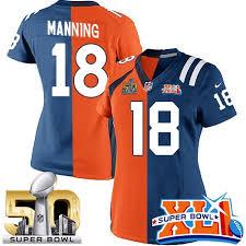 Xli Manning Jersey Super Bowl Peyton