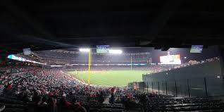 Angel Stadium Section 232 Rateyourseats Com