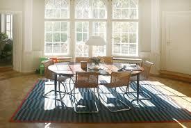 Essbereich Und Esszimmer Mit Kelims Und Teppichen Kiran