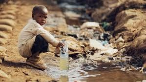 Resultado de imagen para falta de acceso al agua potable en argentina