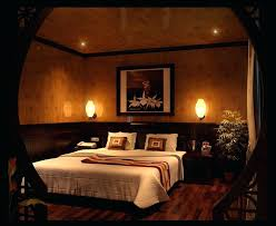 warm bedroom colors and decorating