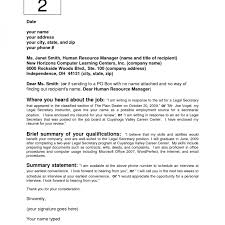 Cover Letter Unknown Recipient Harfiah Jobs