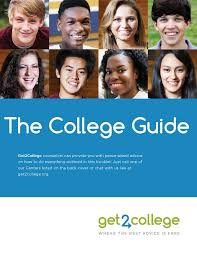 counselor resources org college planning guide