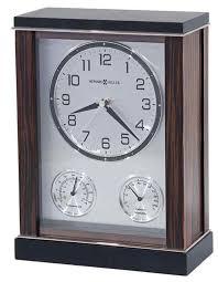 howard miller aston 635 184 desk and table clock