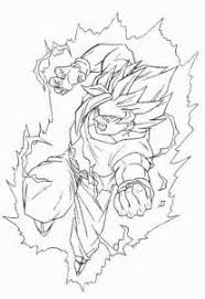 Small Picture Goku Coloring Pages marbal goku pictures to color isrs2011