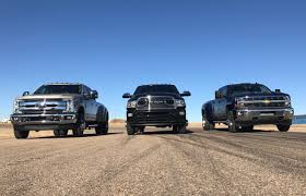 2018 ford 3500 dually.  3500 dually duel 2017 chevy silverado hd vs ford f350 ram  video  the fast lane truck and 2018 ford 3500 dually