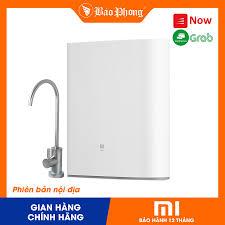 Máy Lọc Nước Tinh Khiết Xiaomi Mi Water Purifier 1A -006190- Hàng Chính  Hãng chính hãng