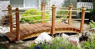 garden bridge plans arched garden bridge garden arch bridges span the ages park garden footbridge plans
