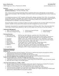 Sample Resume For Medical Billing Specialist Simple Resume Format