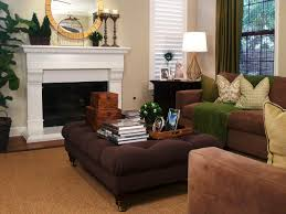 traditional family room furniture. Contemporary Living Room With Ottoman Coffee Table Traditional Family Furniture