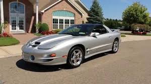 SOLD~~2000 Pontiac Firebird Formula WS6 For Sale~Loaded~Only 4,263 ...