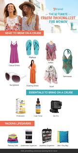 Cruise Packing List The Ultimate Cruise Packing Checklist Helpful Packing Tips
