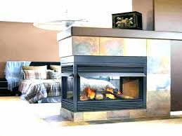 birch gas fireplace logs decorative non vented safety electric