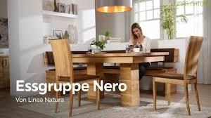 Esstisch Nero Linea Natura Möbel Bei Xxxlutz Youtube