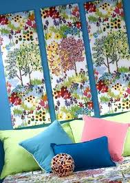 wall arts fabric panel wall art ideas 2 clock arts and crafts made with pottery