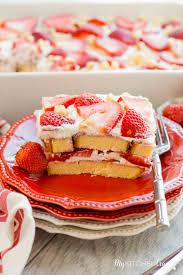 Strawberry Tiramisu My Kitchen Craze