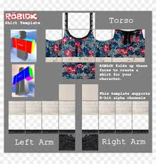 How To Make Shirts Roblox Roblox Clothes Template Lovely How To Make A Transpa