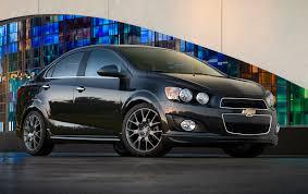 2014 Chevrolet Sonic - Overview - CarGurus