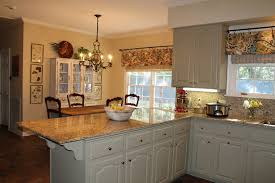 image of valances for kitchen windows ideas